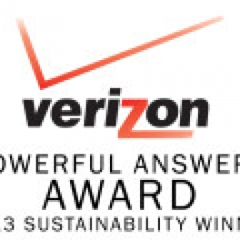 GOOD360 PRESS RELEASE: Good360 Named as a Winner for Sustainability in Verizon Powerful Answers Award
