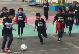 Soccer Youth SCORE With New Nike Shirts