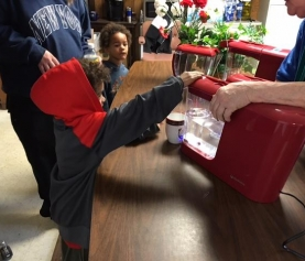 Water filters and hygiene products go a long way to help Flint's families