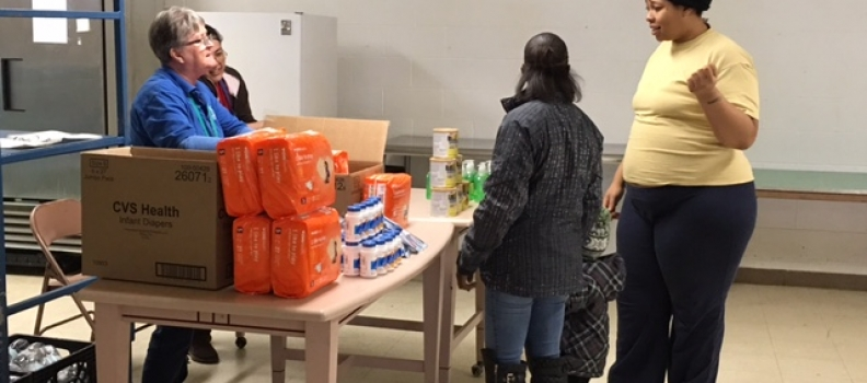 Meeting the Needs of Flint Families with the Help of CVS and Good360