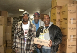 Dedicated Believers Ministries Appreciates CVS and Good360 for Aiding Flint