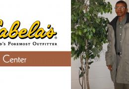 Seton Center Bundles Up With Cabela's Jackets