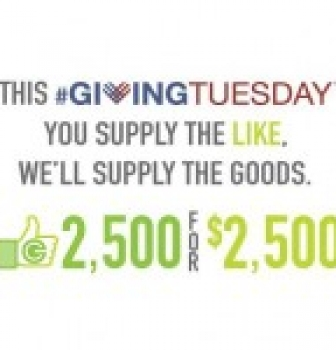 Like Good360? Make it Official on Facebook and Help a Nonprofit this #GivingTuesday
