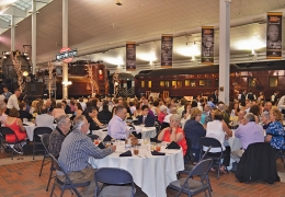 Williams-Sonoma Helps Keep The Railroad Museum Kitchen Stocked