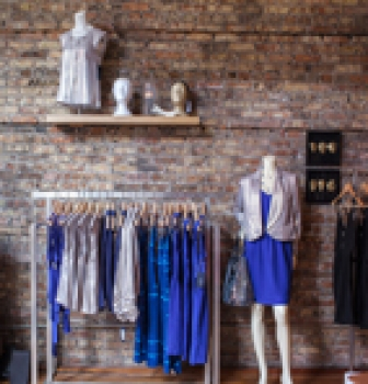 Storefront and Marketing Donations Make Nonprofit Retail Pop-Up a Real 'Fixture' in Chicago