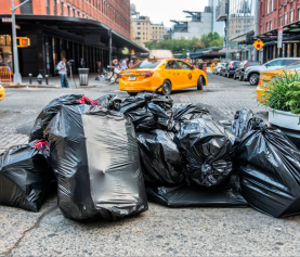 NY Businesses Aim to Cut Trash Generation by Half