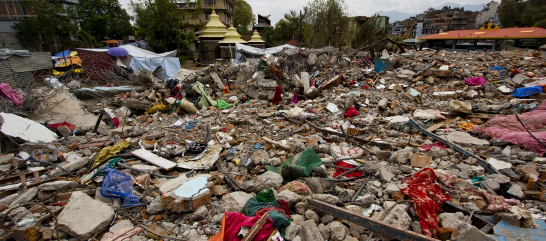 REI Funds Critical Relief Center in Nepal