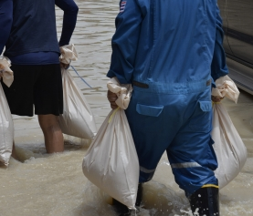 Small Plastic Bag Firm Gives Back And Assists Louisiana Flood Victims