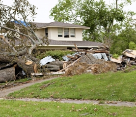 Tornado Cleanup in Southern Illinois Requires Further Disaster Relief Efforts
