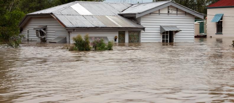 Louisiana Floods Couldn't Stop UPS or Walmart