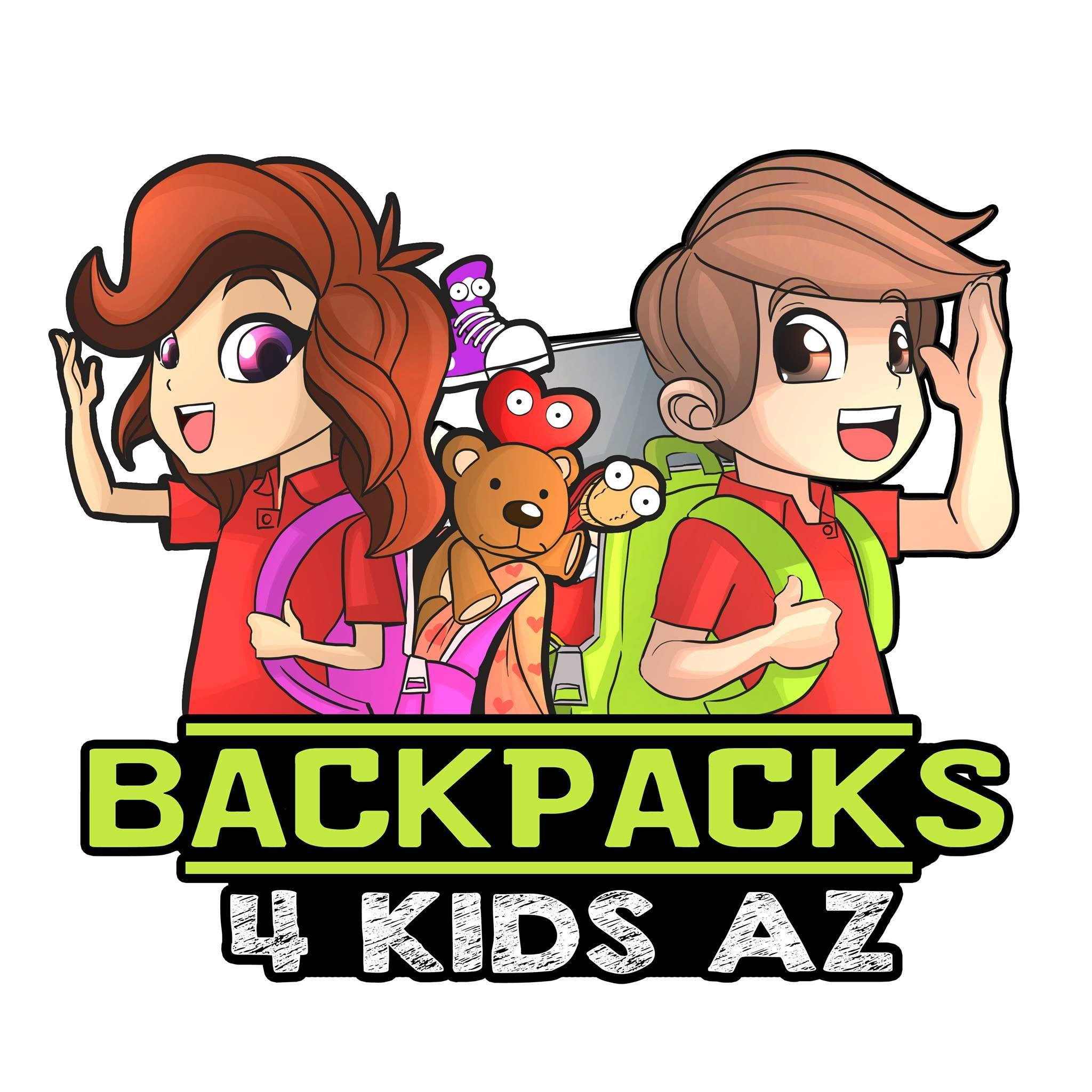 Backpacks 4 Kids